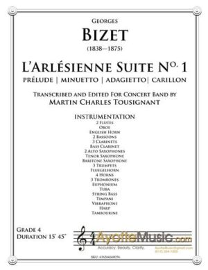 L'arlesienne Suite No1