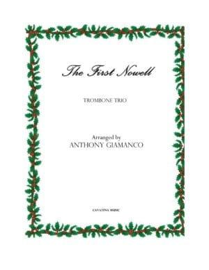 The First Nowell – Trombone Trio