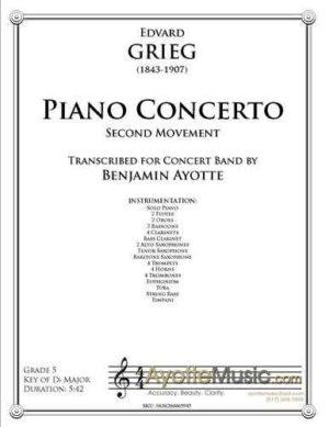 Piano Concerto in A Minor (Second Movement)