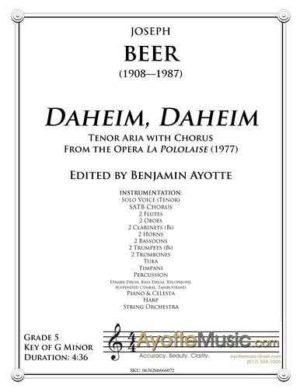 Daheim, Daheim