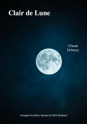 Clair de Lune (Debussy) – Brass Quintet