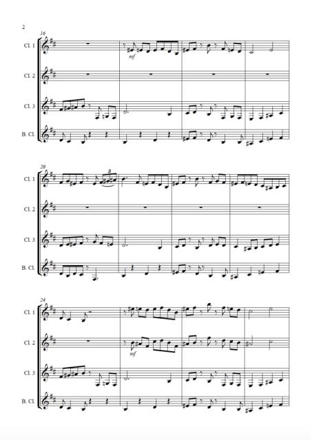 Suave Clarinet Quartet2