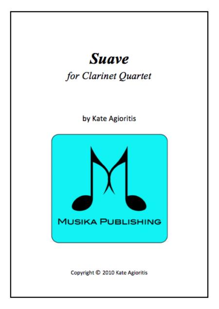 Suave Clarinet Quartet