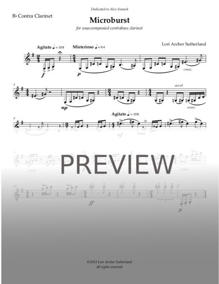 Microburst - preview