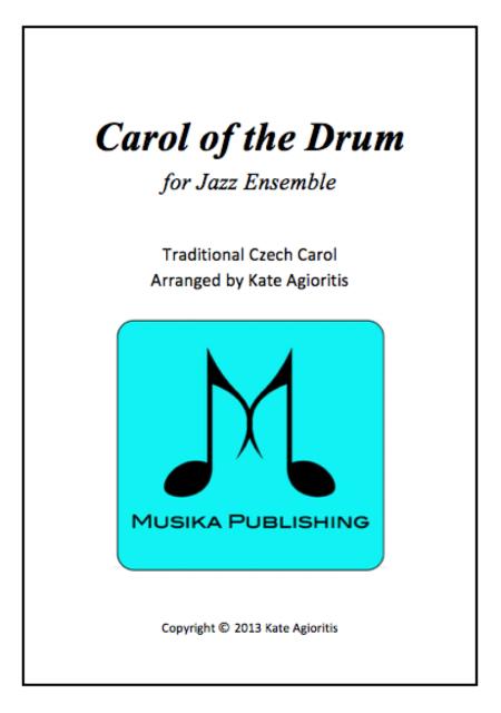 Carol of the Drum - Jazz Ensemble