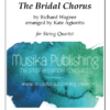 Bridal Chorus String Quartet