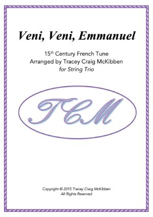 Veni Veni Emmanuel – String Trio