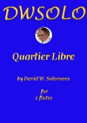 Quartier Libre (Leave from Barracks) for flute duo