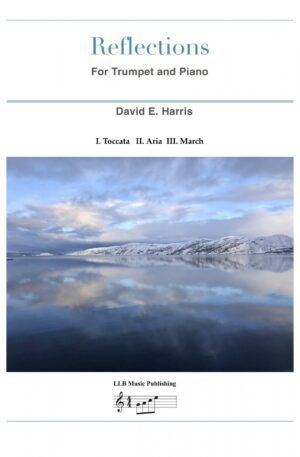 Reflections for Trumpet and Piano