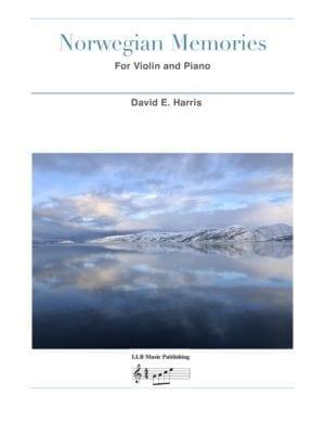 Norwegian Memories for Violin and Piano
