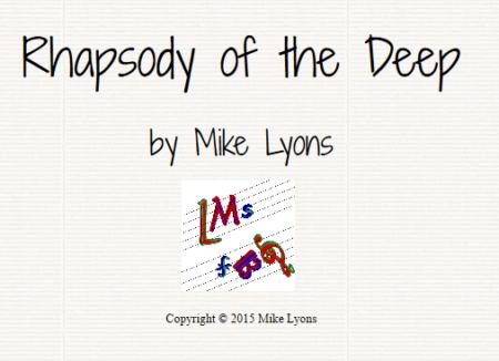 rhapsody of the deep