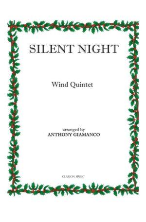 SILENT NIGHT – wind quintet