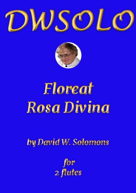 cover floreat rosa divina