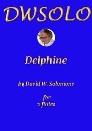 Delphine for flute duo
