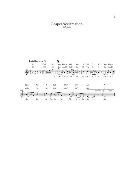 MASS OF W.M. guitarvocal 3