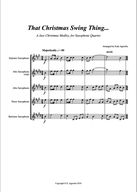 That Christmas Swing Thing