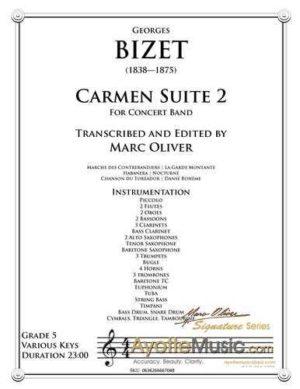 Carmen Suite No. 2