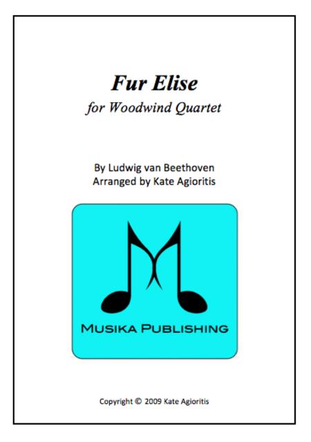Fur Elise for WW Quartet