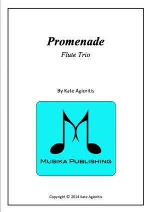 Promenade – Flute Trio