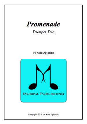 Promenade – Trumpet Trio