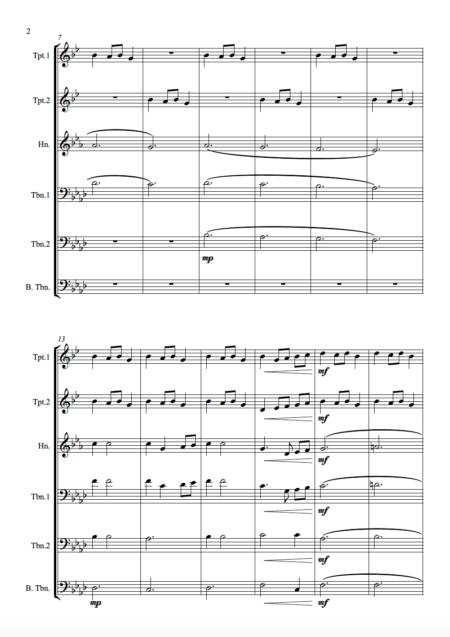 Fantasia Brass Quintet