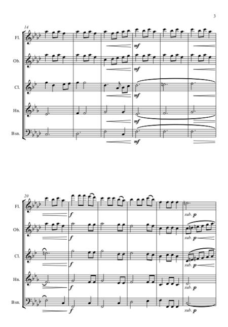 Fantasia Wind Quintet