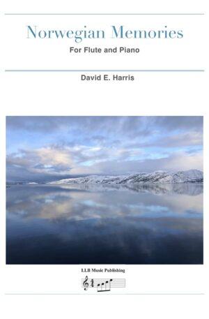 Norwegian Memories for Flute and Piano