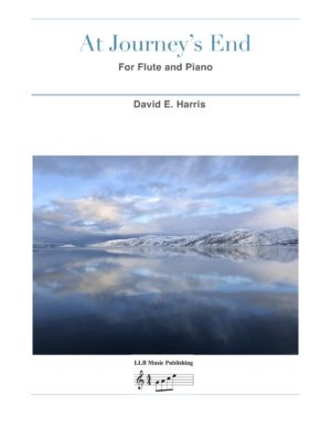 At Journey's End for Flute and Piano
