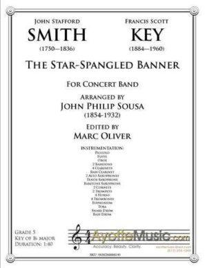 Star Spangled Banner (arr. Sousa)