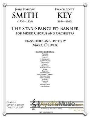 Star Spangled Banner (arr. Oliver, Orchestra)