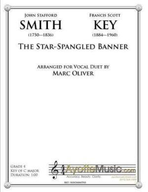 Star Spangled Banner (Vocal Duet)