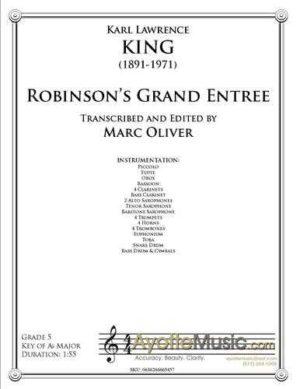Robinsons Grand Entree