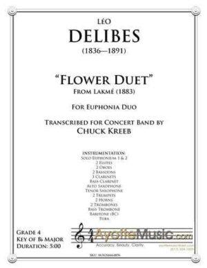 Flower Duet From Lamke