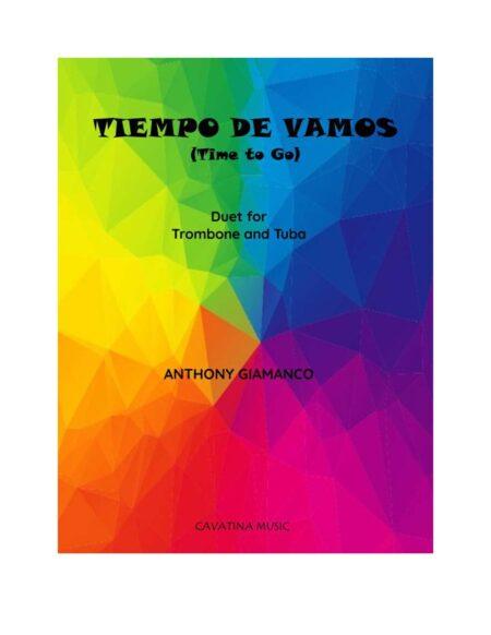 TIEMPO DE VAMOS - trombone, tuba