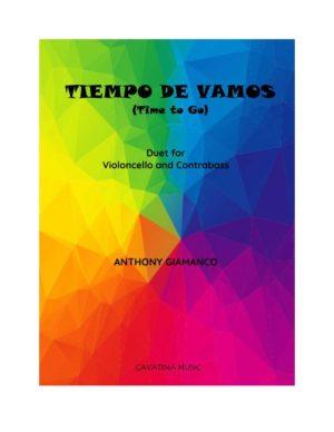 TIEMPO DE VAMOS – cello and bass duet