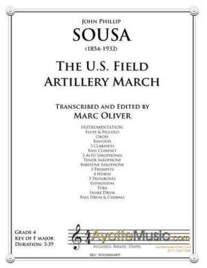 The U. S. Field Artillery March