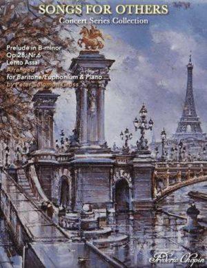 Prelude no. 6 for Baritone and Piano