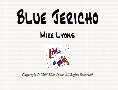 Blue Jericho