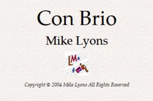 Brass Band – Con Brio