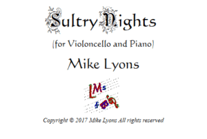 Cello Solo – Sultry Nights