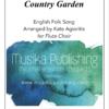 Country Garden Flute Choir
