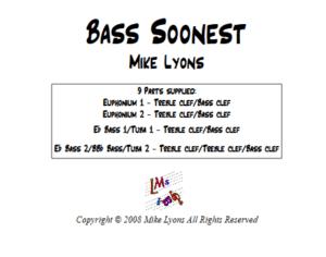 Low Brass Quartet – Bass Soonest