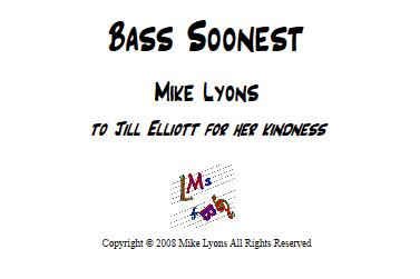 bass soonest