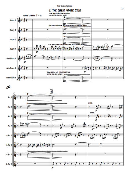 flute canada 2