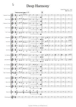 Brass Band – Deep harmony