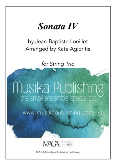 Sonata IV