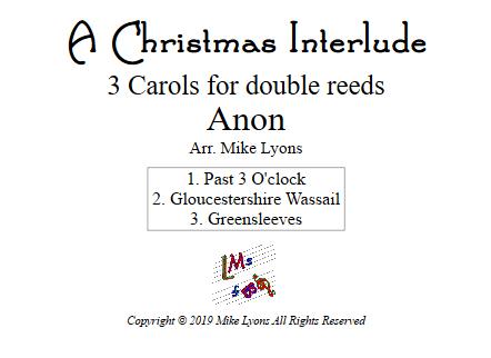 christmas interlude DblRd