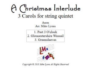 String Quintet – A Christmas Interlude