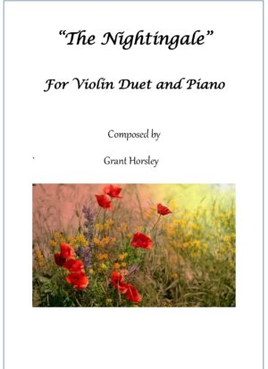 The Nightingale Violin Duet and Piano – Early Intermediate