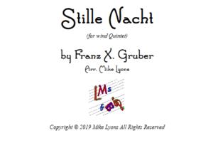 Stille Nacht – Wind Quintet